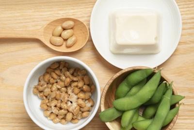 大豆を食生活に